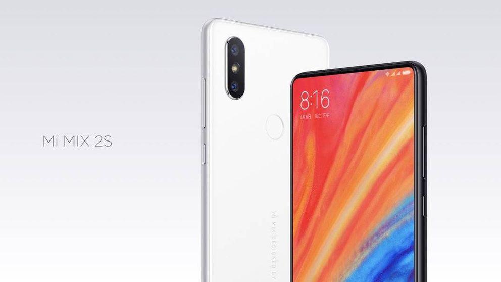 Este es el nuevo Xiaomi Mi Mix 2s: una bestia contra los mejores (por la mitad de precio)