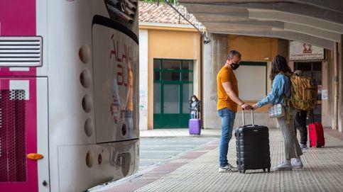 Detenido un hombre por una agresión sexual en la estación de autobuses de Logroño