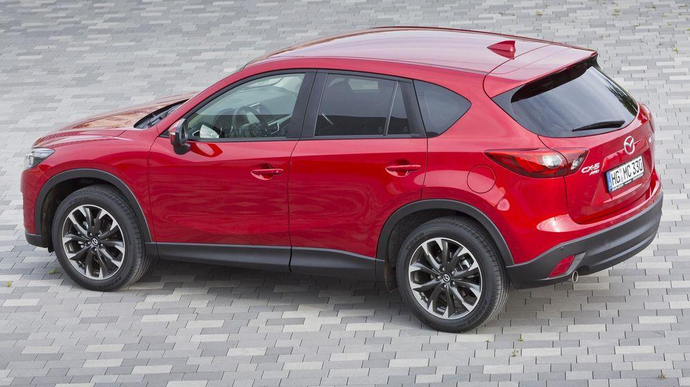 Foto: Mazda sigue renovándose
