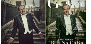 Post de Ralph Fiennes, el actor más camaleónico del momento, portada de Gentleman