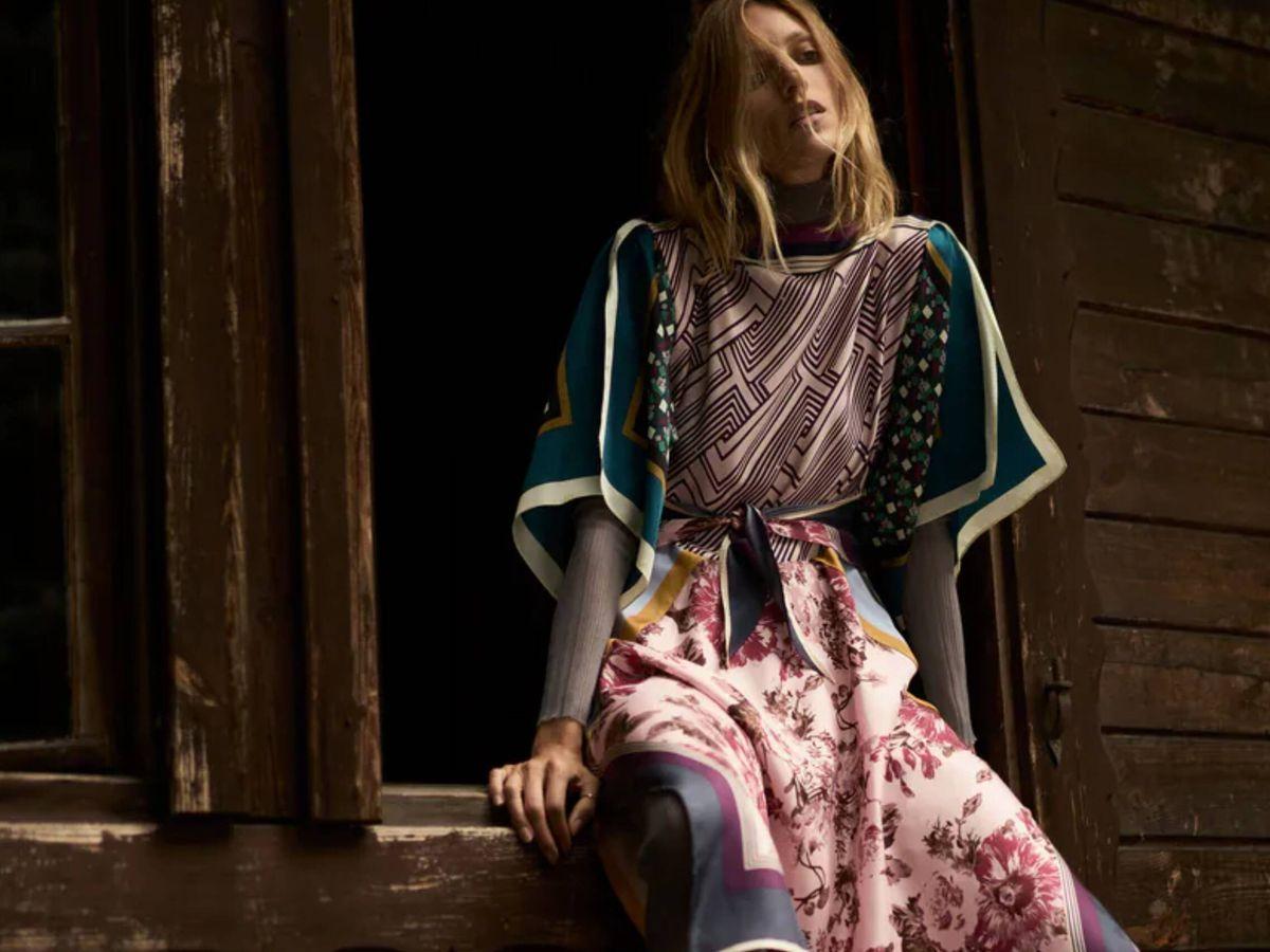 Foto: El nuevo vestido de Zara de la colección limitada Studio Issue 001. (Cortesía)
