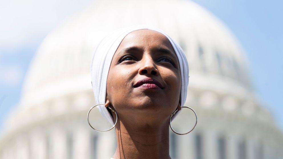 Musulmana, socialista e inmigrante: Ilhan Omar, la villana perfecta del trumpismo