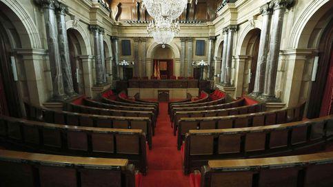 El TC anula el pacto de la mesa del Parlament para tramitar la ley del referéndum