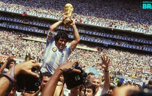 México '86: el Mundial de Maradona