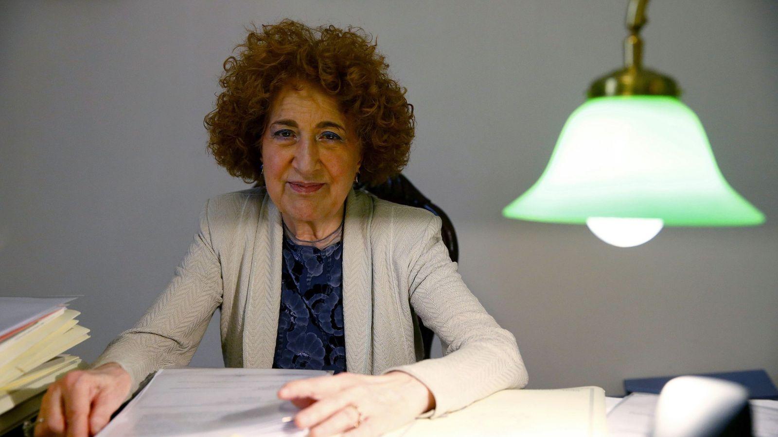 Foto:  La directora de la Real Academia de la Historia de España, Carmen Iglesias. (EFE)