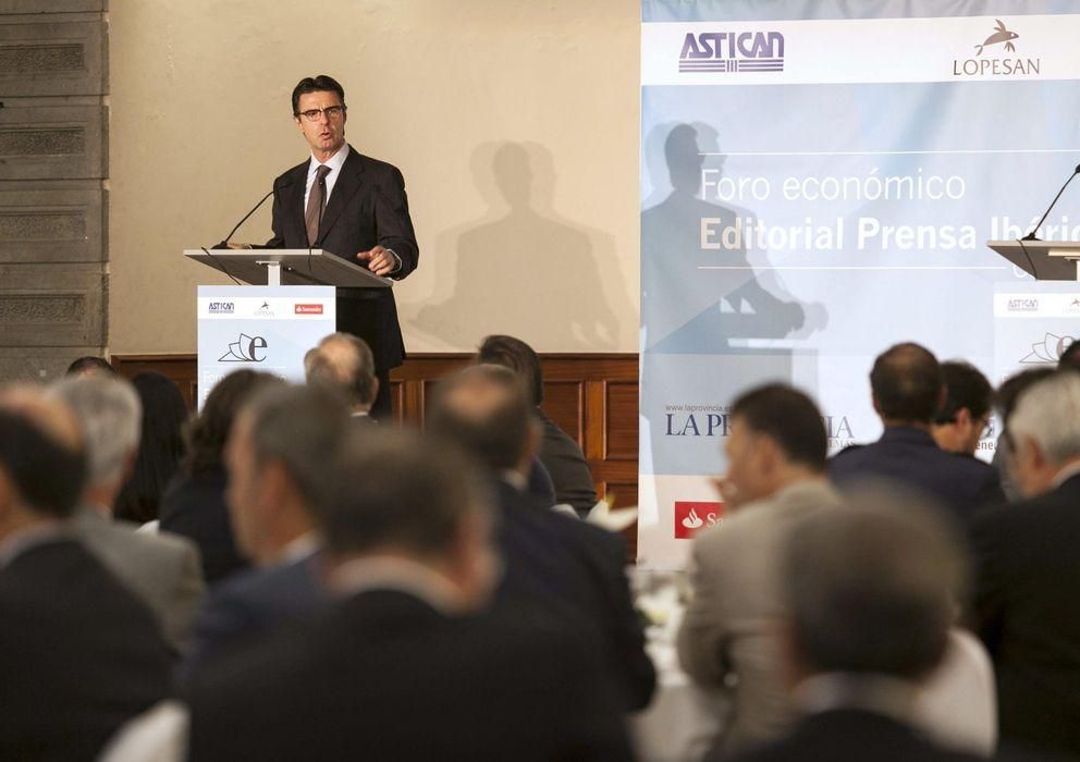 Foto: El ministro José Manuel Soria (Efe)