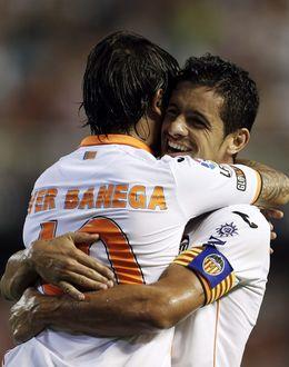 Foto: Un error garrafal de Caballero le regala al Valencia la primera victoria de la Liga