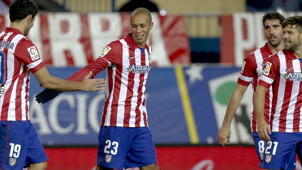 Mendes y Zubizarreta negocian el fichaje de Miranda por el Barcelona