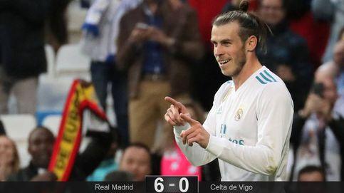 El clavo ardiendo de Bale para que no le despidan del Real Madrid