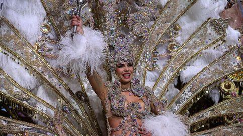 Priscila Medina, coronada reina del Carnaval de Tenerife 2019