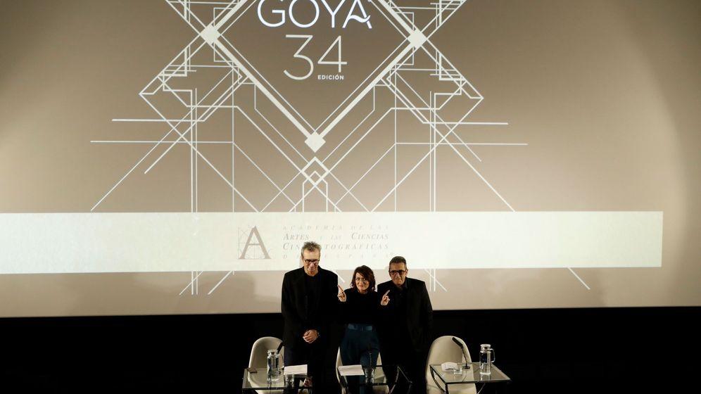 Foto: Silvia Abril y Andreu Buenafuente presentarán los Premios Goya 2020 (EFE)