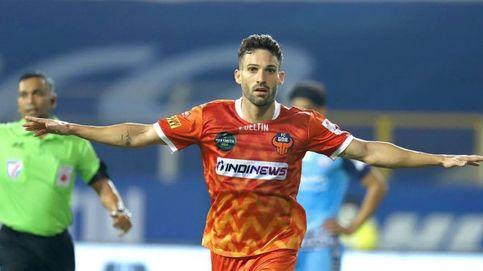 Ortiz, el jugador que casi muere en el césped del Alcobendas y es feliz en la liga india