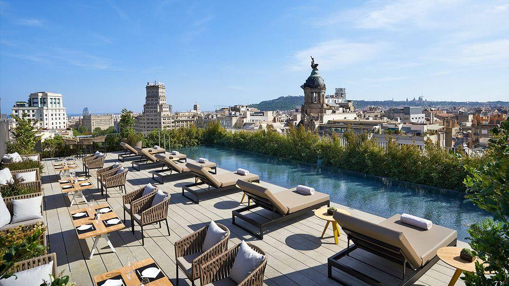 Siete fascinantes piscinas en hoteles de lujo alrededor del mundo