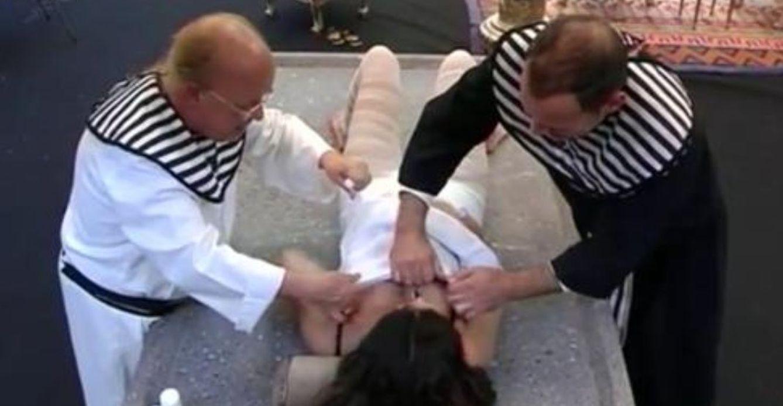 Foto: Carmen López se siente 'agredida' por Rappel y Carlos Lozano durante la prueba semanal