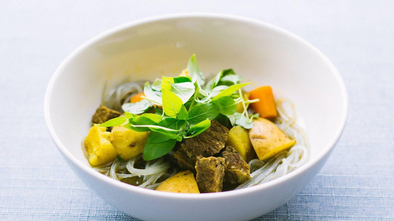 El método del plato puede ayudarte a adelgazar. (Tran Mau Tri Tam para Unsplash)