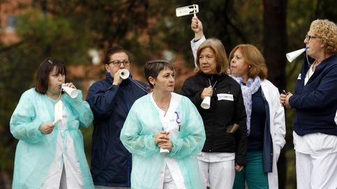 Enfermeras exigen ser 'autoridad pública' ya para frenar agresiones