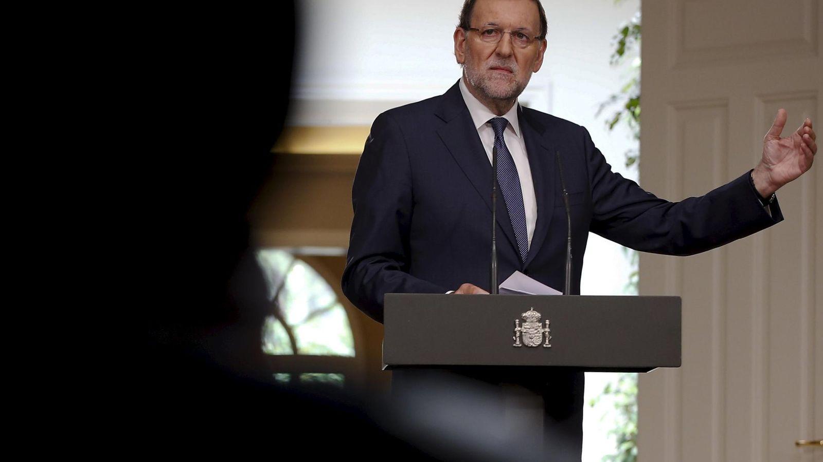 Foto: El jefe del Ejecutivo, Mariano Rajoy. (Reuters)