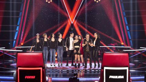 El equipo de Paulina Rubio arranca con el pie izquierdo en los asaltos de 'La Voz'