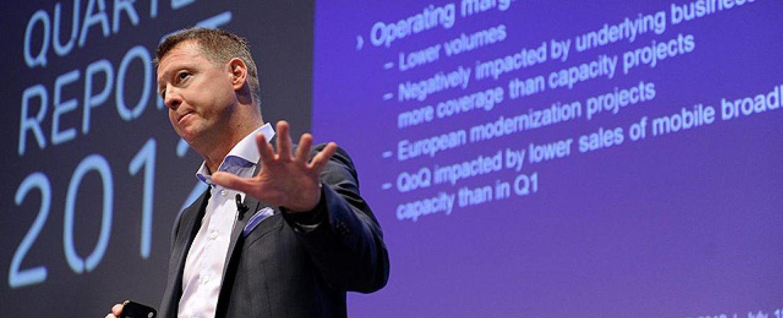 Ericsson anuncia el despido de casi el 9 por ciento de sus empleados en Suecia