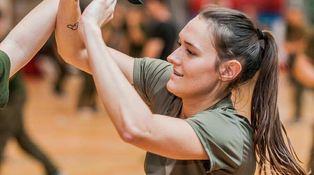 ¿Efecto Crimea? El ejército polaco entrena gratis en defensa personal a mujeres