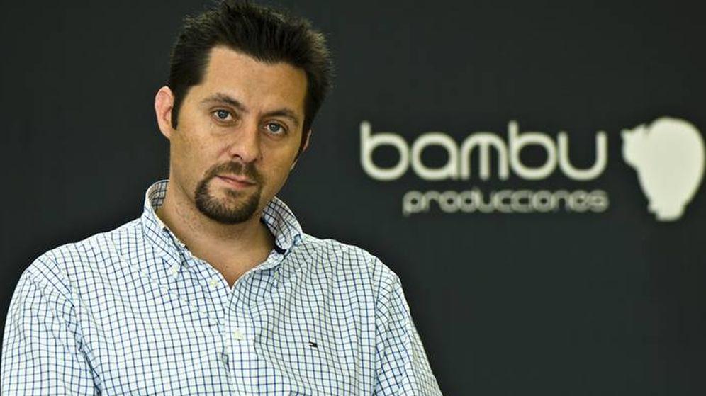 Foto: Ramón Campos, productor ejecutivo de Bambú Producciones.