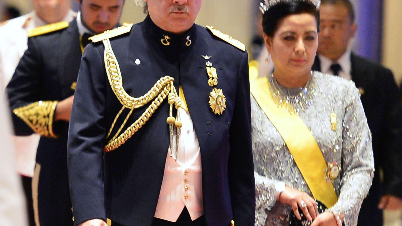 El sultán de Johor, Ibrahim Ismail, en una imagen de archivo. (Reuters)