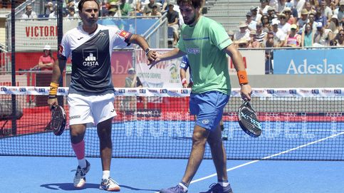 El espectacular punto de Lucho Capra en el Keler Bilbao Open