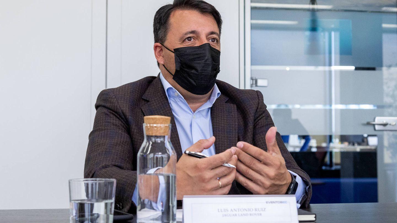 Luis Antonio Ruiz, presidente y CEO de Jaguar Land Rover España y Portugal.