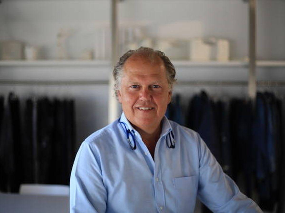 Foto: Enrique Silla, CEO de Jeanologia.