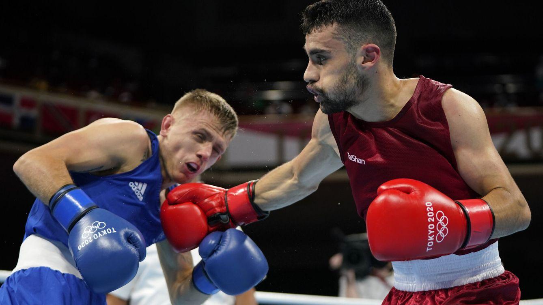 Los cuatro fantásticos del boxeo se suben al ring de los Juegos Olímpicos de Tokio