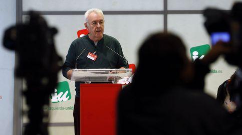 IU no acepta la imposición del PSOE de compartir mesa y acuerdos con C's