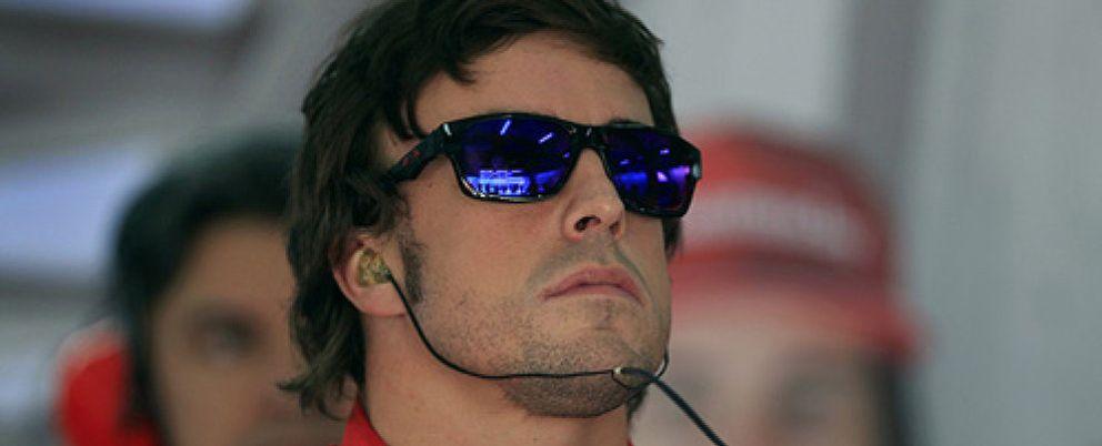 """Foto: """"En Italia saben que es Fernando y no Ferrari quien logra los resultados"""""""
