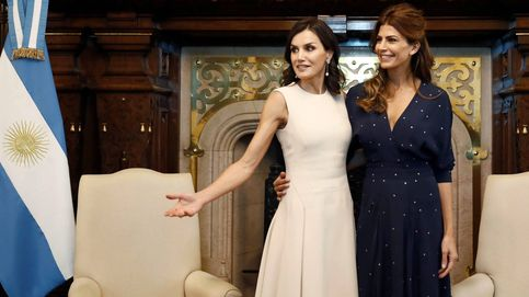 Adiós, Juliana Awada: la reina Letizia se queda sin su primera dama 'favorita'