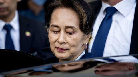 La Nobel de la Paz Suu Kyi defiende los actos del Ejército birmano contra los rohinyás