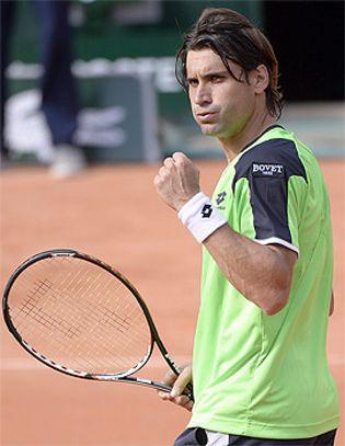 Foto: Ferrer, Feliciano, Almagro y Robredo acceden a tercera ronda en Roland Garros
