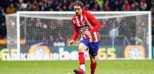 Post de El cambio de rumbo en el  Atlético, con Vrsaljko, que deja en la puerta a Juanfran