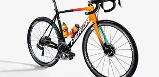 Post de Así será la colorida bicicleta de McLaren con la que Mikel Landa espera ganar el Tour