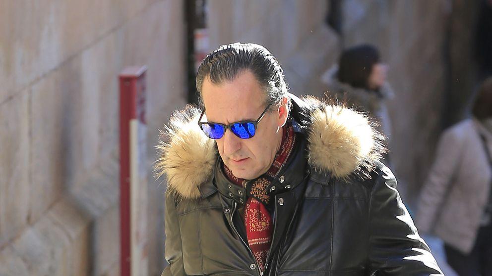 Jaime de Marichalar viaja en solitario a Soria para asistir a la misa funeral por su padre