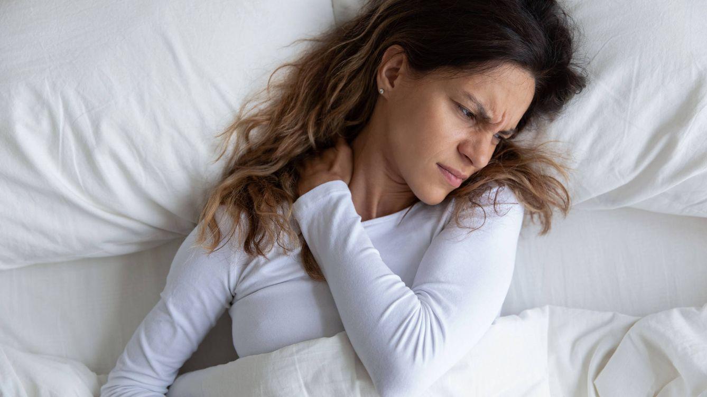 Qué le pasa a tu cuerpo cuando duermes en mala postura