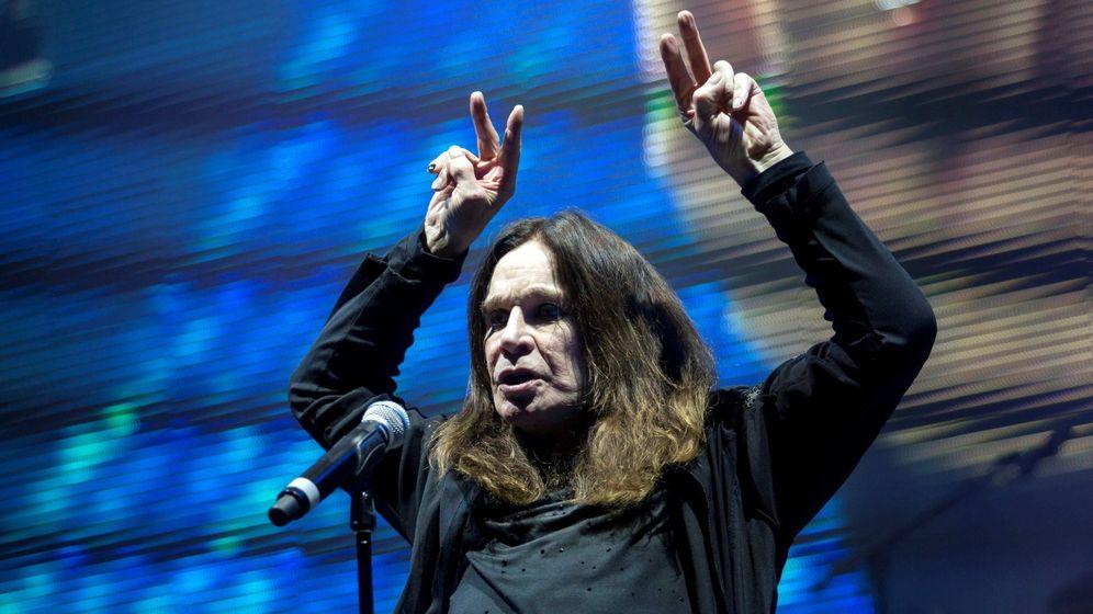 Foto: Ozzy Osbourne (EFE)