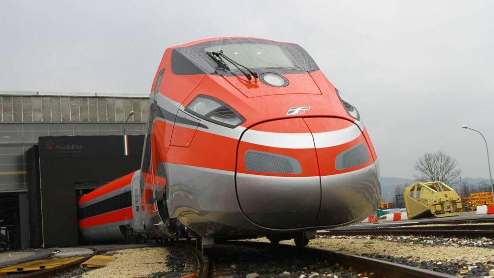 La pública Trenitalia se une a Air Nostrum para competir con Renfe