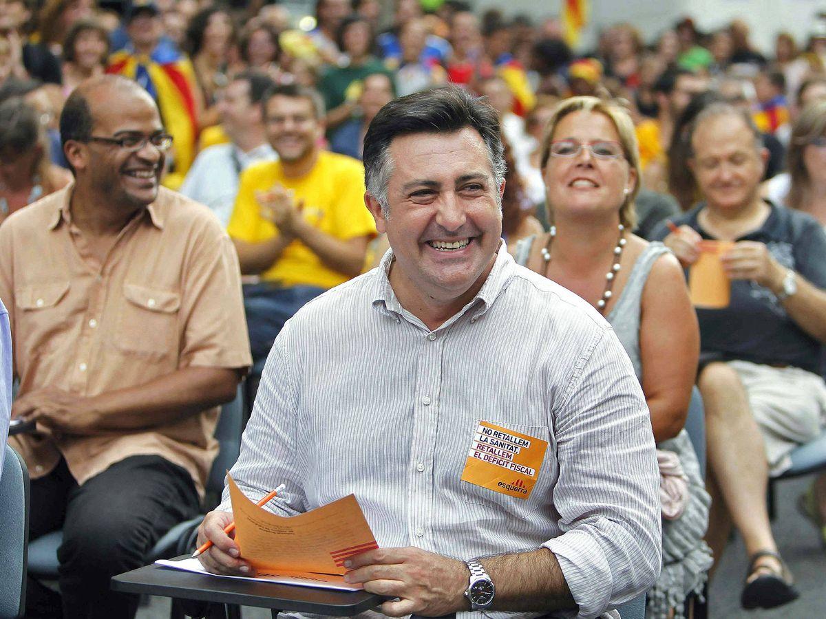 Foto: Joan Puigcercós en una foto de archivo. (EFE)