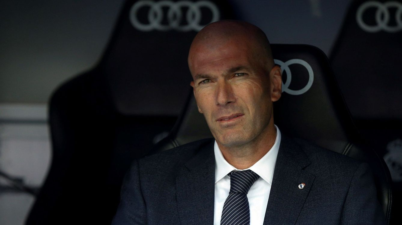 Zidane abandona la pretemporada del Real Madrid en Montreal por motivos personales