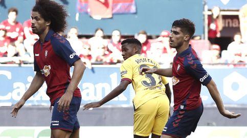 Cómo Ansu Fati se echa al Barcelona a la espalda con tan solo 16 años