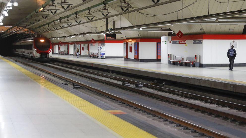 Todas las administraciones recortarán el transporte público a nivel de fin de semana