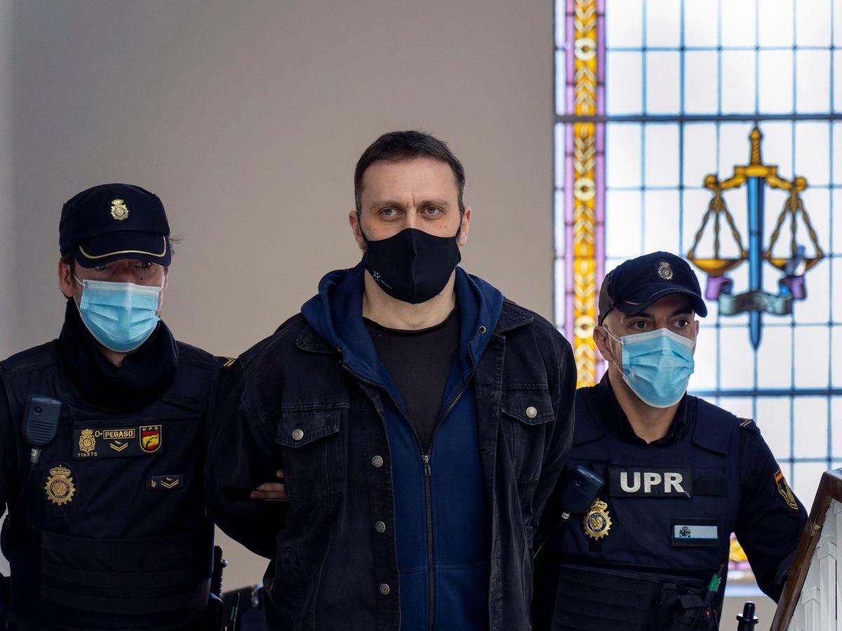 Foto: Igor el Ruso, declarado culpable por el jurado. (EFE)