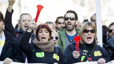 Acaba la huelga de Metro de Barcelona sin incidentes después de cinco horas