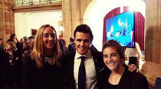 Mi primera vez en los Premios Princesa de Asturias: hablando de rugby con Felipe VI