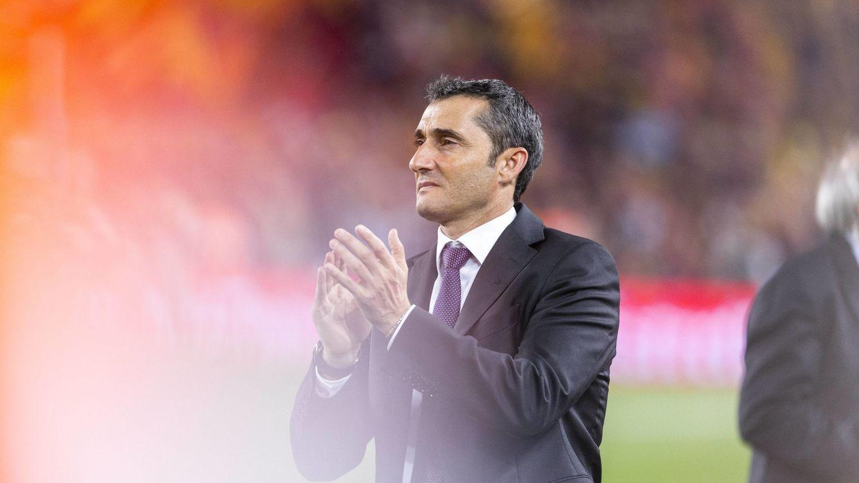 Foto: Valverde sonó como candidato para entrenar al Real Madrid (Mikel Trigueros/Urbanandsport/Cordon Press).