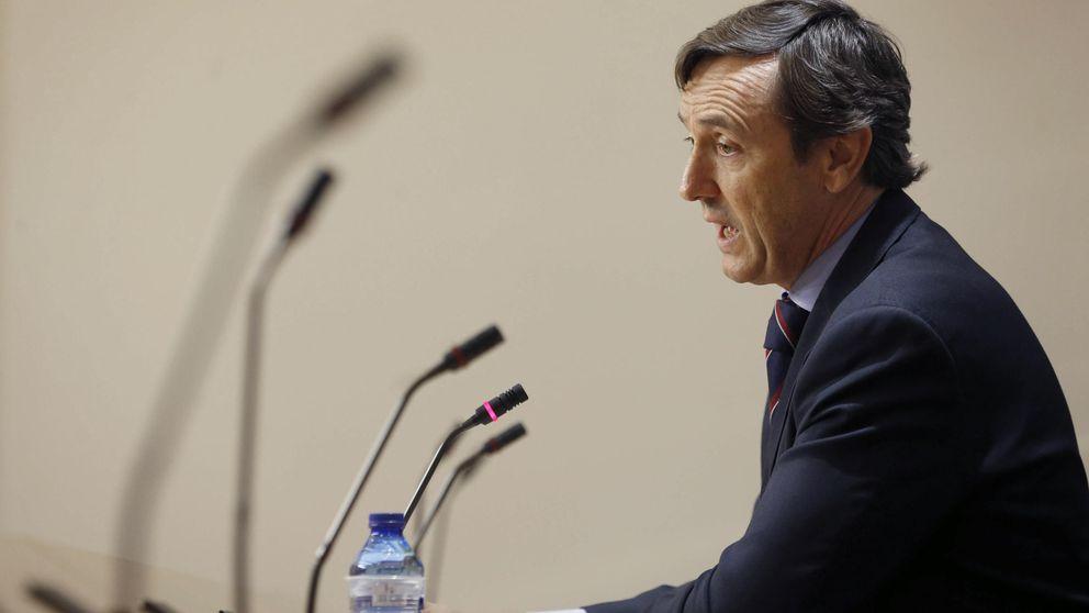 Hernando ve mimbres para un acuerdo entre PP, PSOE y Ciudadanos